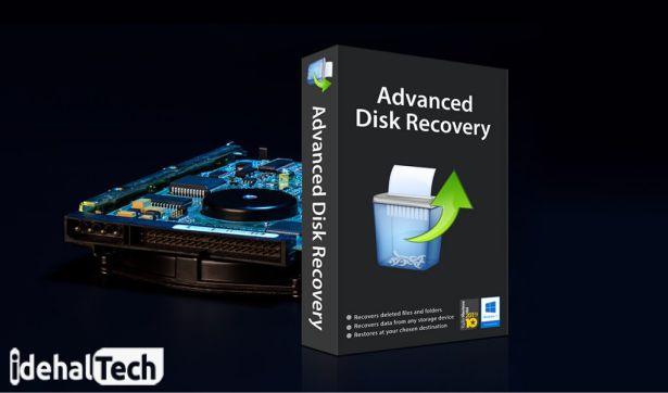 برنامه Advanced Disk Recovery