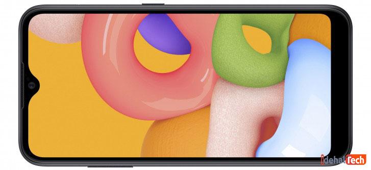 نمایشگر گوشی گلکسی A01