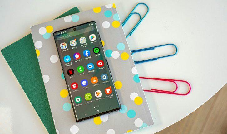 گوشی Galaxy Note 10 گلکسی نوت 10