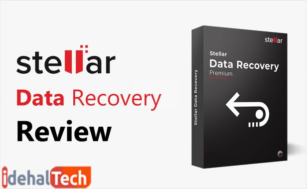 برنامه Stellar Data Recovery