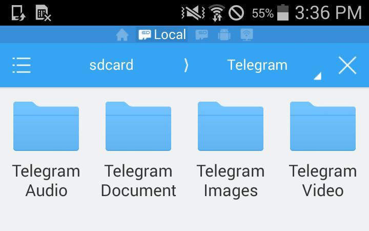چگونه فیلم از تلگرام ذخیره کنیم؟