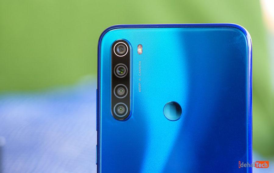 دوربین گوشی Xiaomi Redmi Note 8