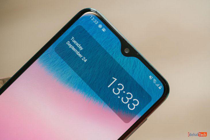 صفحه نمایش گوشی Galaxy A30s