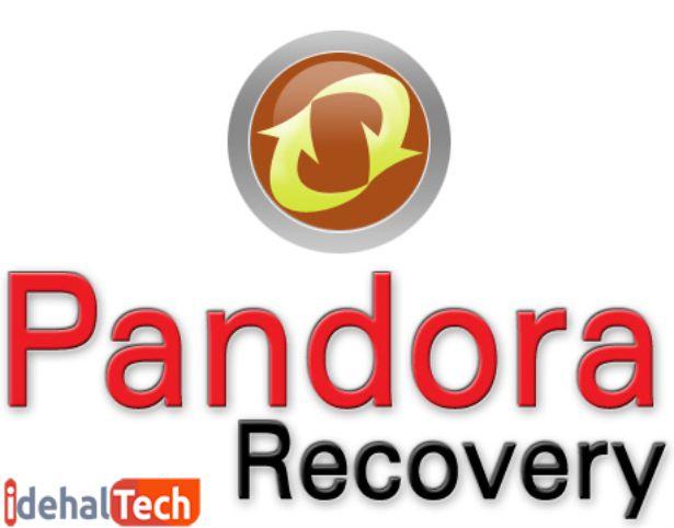 برنامه pandora recovery