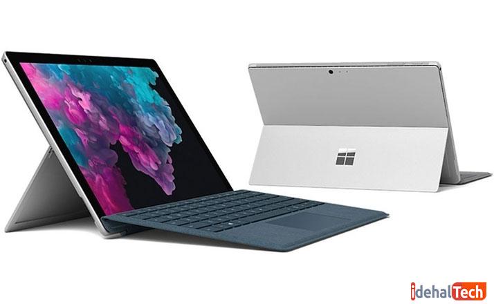 صفحه-کلید-لپتاپ-Microsoft-surface-pro-6