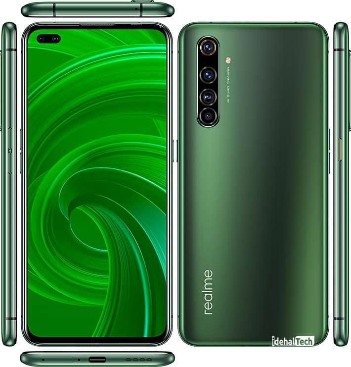 عکس-گوشی--ریلمیX50-Pro-5G-