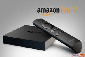 اندروید باکس Amazon-fire-tv