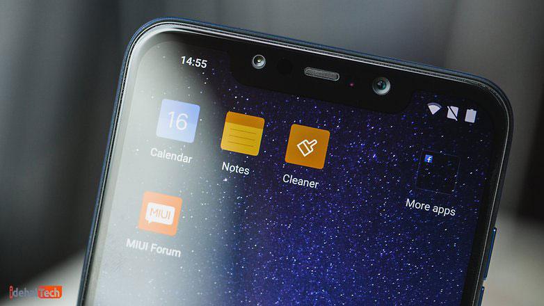 طراحی گوشی Xiaomi Pocophone F1
