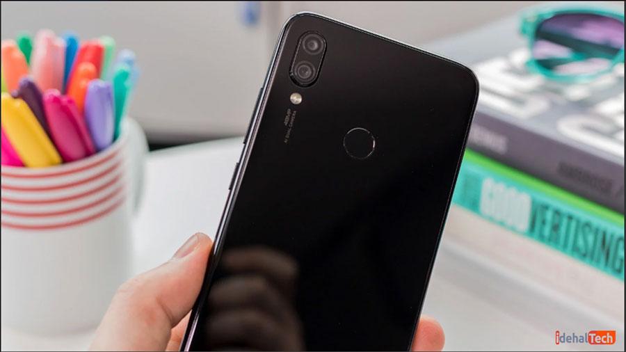 دوربین گوشی Xiaomi Redmi Note 7