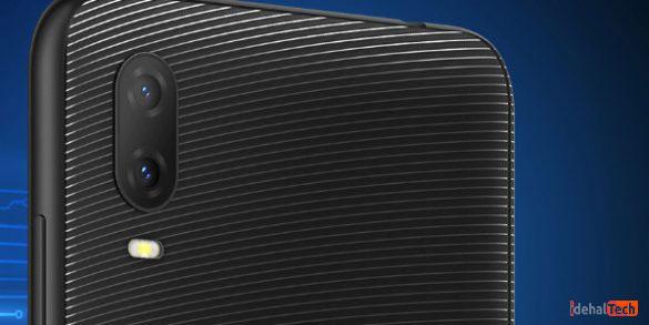دوربین alcatel 1V 2020