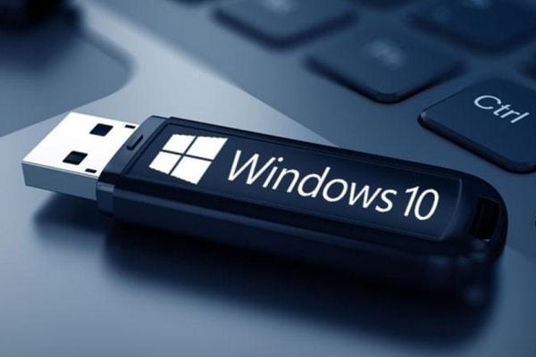 اجرای ویندوز 10 از روی فلش