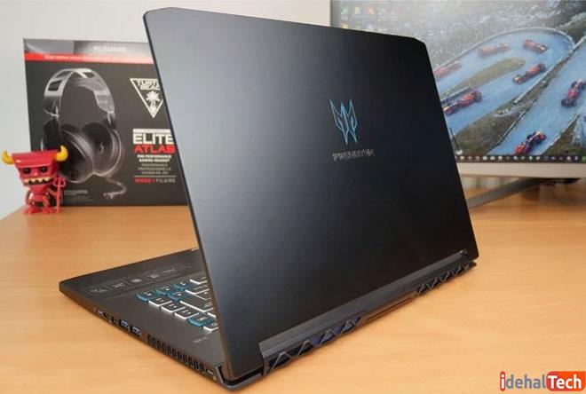 طراحی لپ تاپ ایسر Acer Predator Triton 500