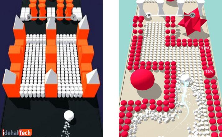 معرفی-بازی-Color-Bump-3D