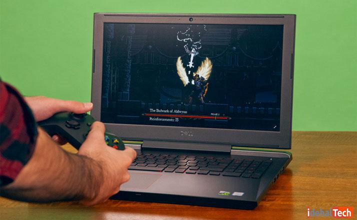 نمایشگر لپتاپ دل مدل Dell G5 15