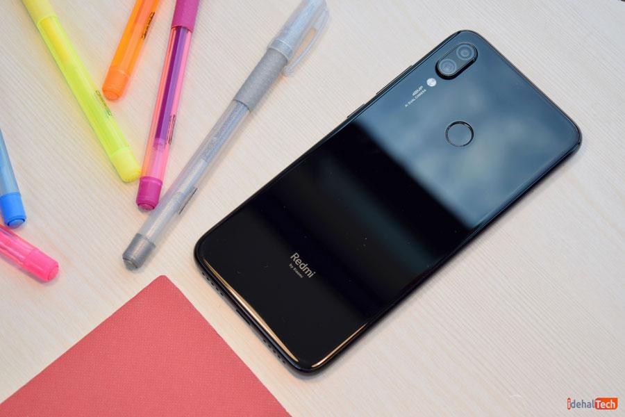 طراحی گوشی Xiaomi Redmi Note 7 pro