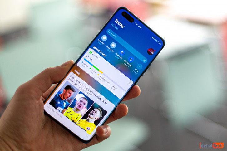 نرم افزار Huawei P40 Pro