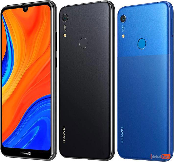 طراحی گوشی Huawei Y6s 2019