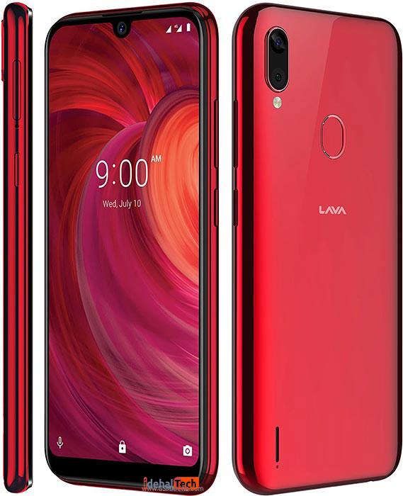 طراحی گوشی lava z71