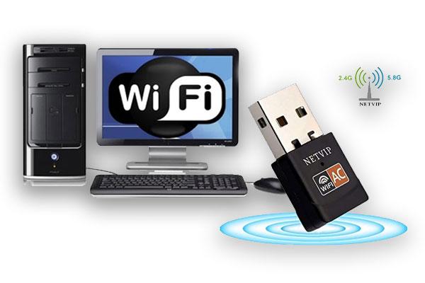 راهکارهای اتصال کامپیوتر به اینترنت وای فای WiFi
