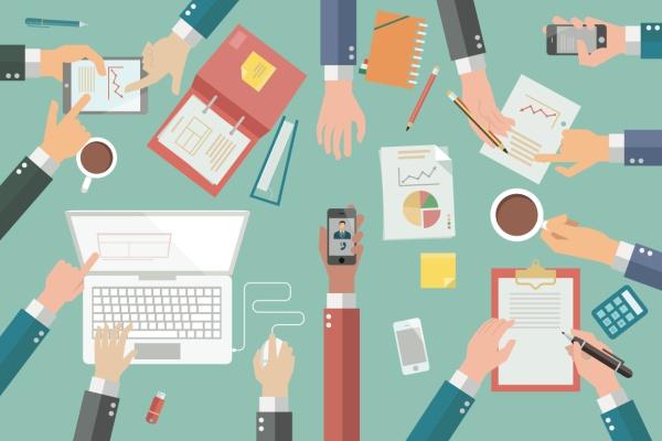 مدیریت پروژه و محتوا