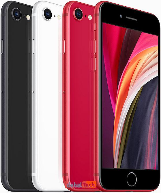 عکس گوشی اپل Apple iPhone SE 2