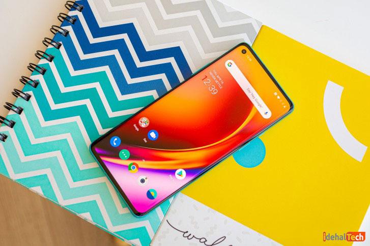 بدنه OnePlus 8