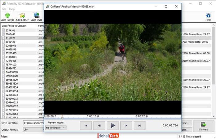 نرم افزار Prism Video Converter