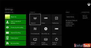 بعد-از-راهاندازی-Xbox-One-،-به-شبکه-وایرلس-وصل-شوید