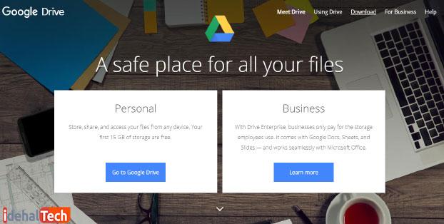 نرم-افزار-دورکاری-google-drive-گوگل-درایو