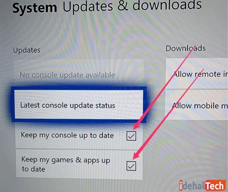 چگونه-به-طور-خودکار-کنسول-Xbox-One-را-به-روز-کنید