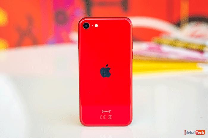 طراحی گوشی Apple iPhone SE 2