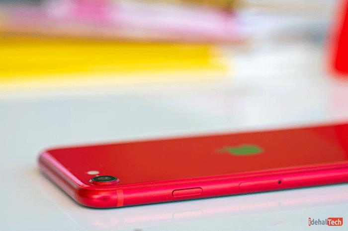 قاب پشتی گوشی Apple iPhone SE 2