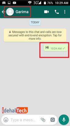 نشانه های بلاک شدن در واتساپ