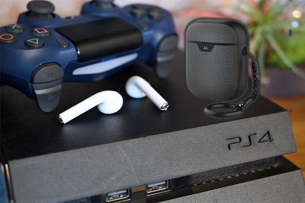 اتصال-ایرپاد-پرو-AirPods-Pro-به-پلی-استیشن-4-(PS4-یا-PS4-Pro)