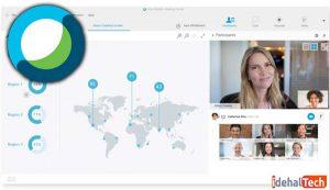 نرم-افزار--ویدیو-کنفرانس-Cisco-Webex