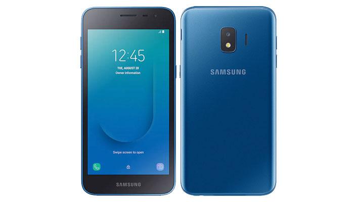 مشخصات و قیمت گوشی گلکسی جی 2 کور Galaxy J2 Core