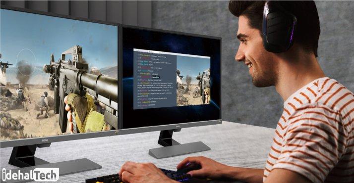 نحوه اتصال چند مانیتور به کامپیوتر