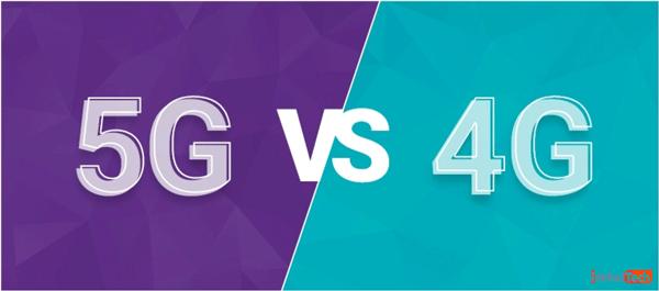 فرق 5G و 4G چیست