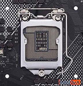 یکی از اجزای انواع مادربورد CPU socket