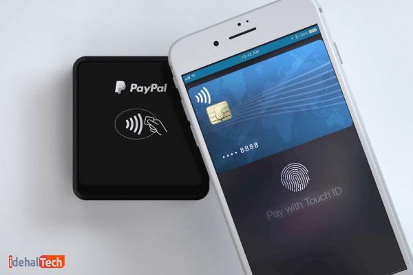 فرایند تایید پرداخت NFC