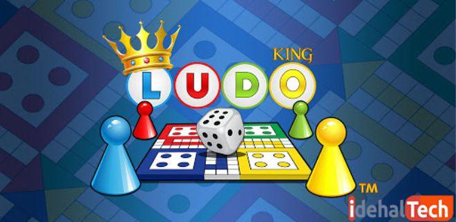 بازی آنلاین همراه با چت Ludo King