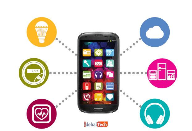 فناوری NFC موبایل در لوازم خانگی