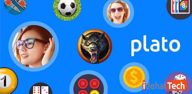 بازی آنلاین همراه با چت plato