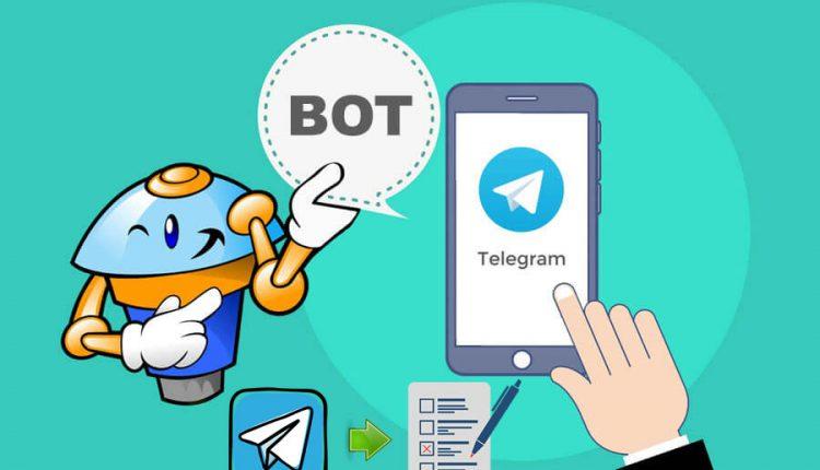ساخت ربات نظرسنجی تلگرام با ربات و بدون ربات