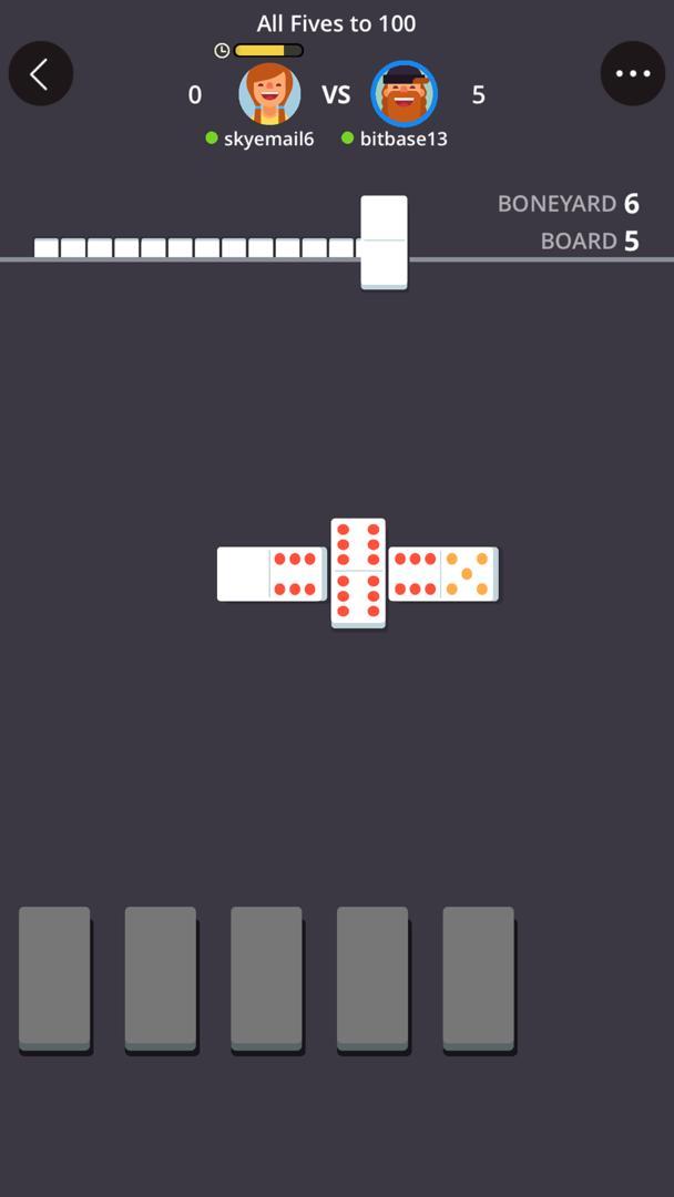 بازی دومینو یکی از بازی های PLATO