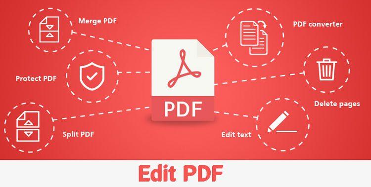 4 روش نحوه ویرایش فایل PDF