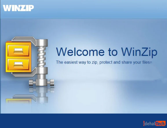 نرمافزار WinZip