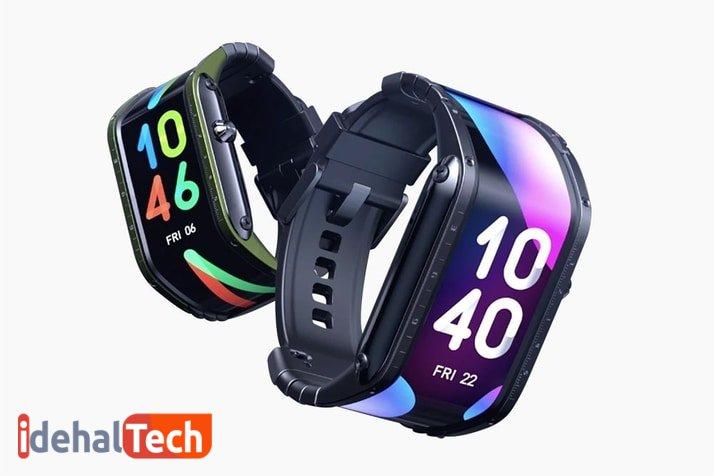 نرم افزارهای ساعت هوشمند نوبیا واچ
