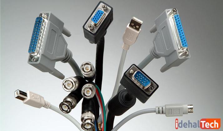 مقایسه قابلیت های VGA و HDMI
