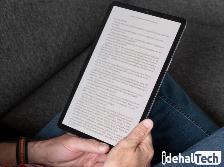 طراحی Samsung Galaxy Tab S5e